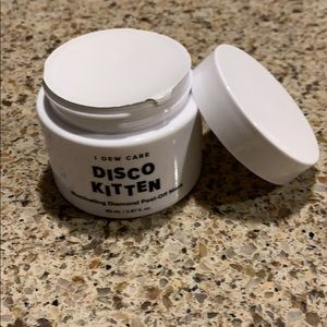 Meme Other - DISCO KITTEN illuminating diamond peel-off mask